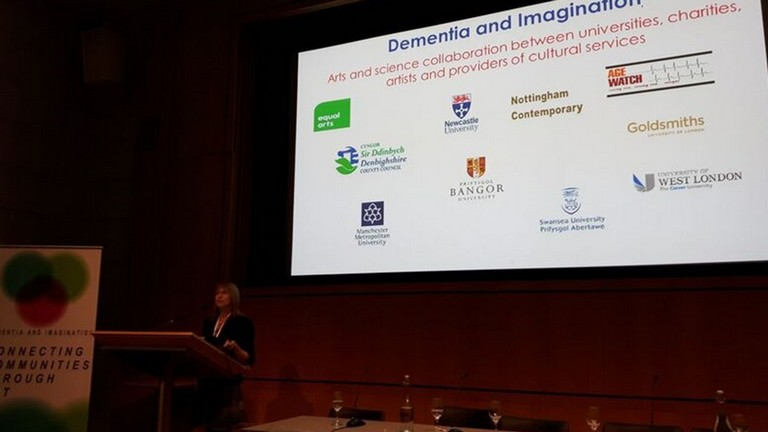 Dementia and Imagination - The Project Partners